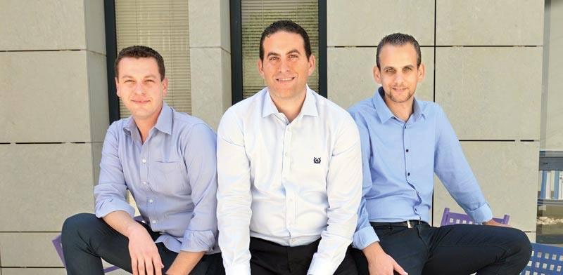 משמאל: טל, אמיר ולירן / צילום: תמר מוצפי, גלובס