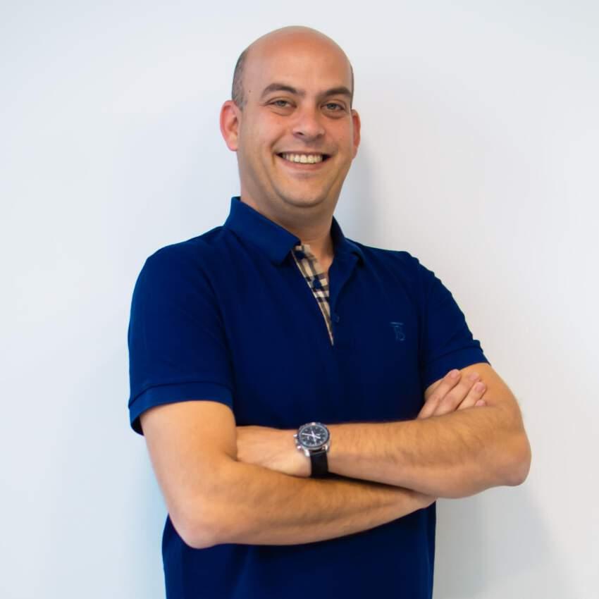 """ג'וש שהם, מנכ""""ל AppGreat"""
