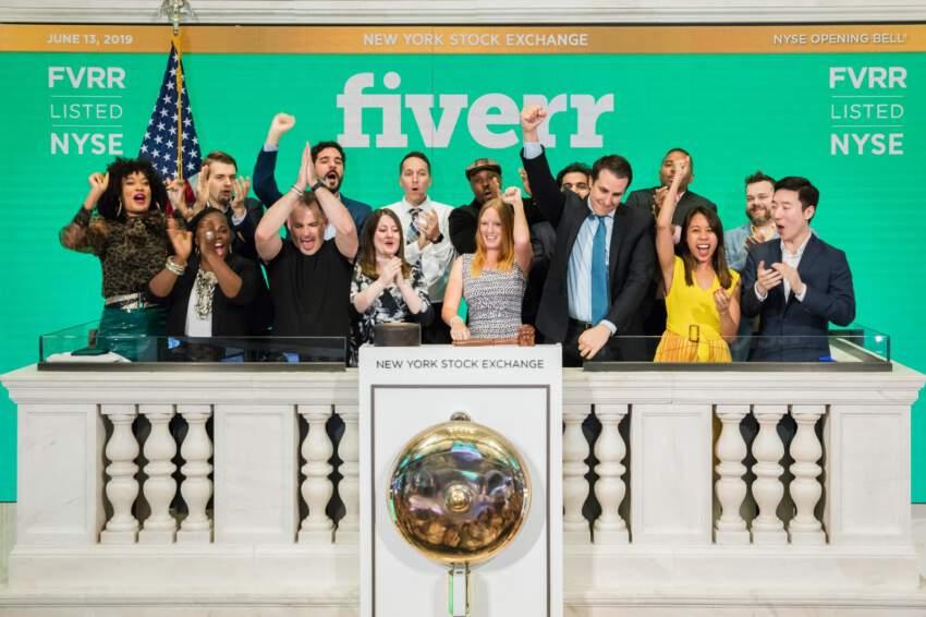 Fiverr IPO - באדיבות Fiverr